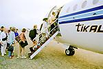 Tikal Jets Plane