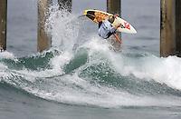 Tanner Gudauskas. 2009 ASP WQS 6 Star US Open of Surfing in Huntington Beach, California on July 23, 2009. ..