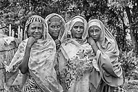 Fulani Women<br /> Kaduna, North-western Nigeria.