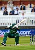 2019 ICC World Cup Cricket Pakistan v South Africa Jun 23rd