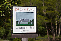 Jordan Pound is pictured in Acadia National Park  on Mount Desert Island in Maine Wednesday June 19, 2013. Created as Lafayette National Park in 1919 and renamed Acadia in 1929, the  park includes mountains, an ocean shoreline, woodlands, and lakes.