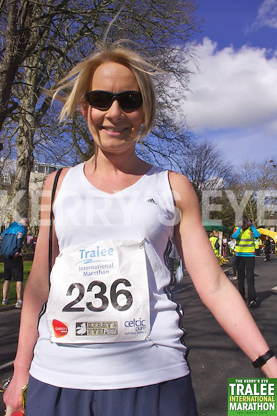 0236 Michelle Greaney  who took part in the Kerry's Eye, Tralee International Marathon on Saturday March 16th 2013.
