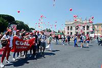Roma, 17 Giugno 2017<br /> Manifestazione nazionale CGIL. Rispetto per il lavoro la democrazia e la Costituzione, contro i Voucher