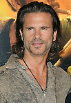 Lorenzo Lamas arriving at the premiere for Watchmen held at Grauman's Chinese Theatre Hollywood, Ca. March 2, 2009. Fitzroy Barrett