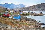 Kulusuk Village Greenland