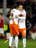 Nottingham Forest v Blackpool 2.11.13