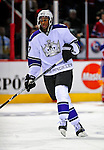 31 January 2009: Los Angeles Kings' right wing forward Wayne Simmonds warms up prior to facing the Montreal Canadiens at the Bell Centre in Montreal, Quebec, Canada. The Canadiens defeated the Kings 4-3. ***** Editorial Sales Only ***** Mandatory Photo Credit: Ed Wolfstein Photo