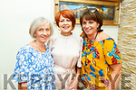 Gretta Marie Kerins, Ina O'Leary and Mary Mangan enjoying the evening in Bella Bia on Thursday evening.