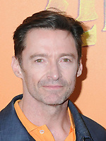 "07 April 2019 - New York, New York - Hugh Jackman at the New York Premiere of ""MISSING LINK"", held at Regal Cinemas Battery Park II. Photo Credit: LJ Fotos/AdMedia"