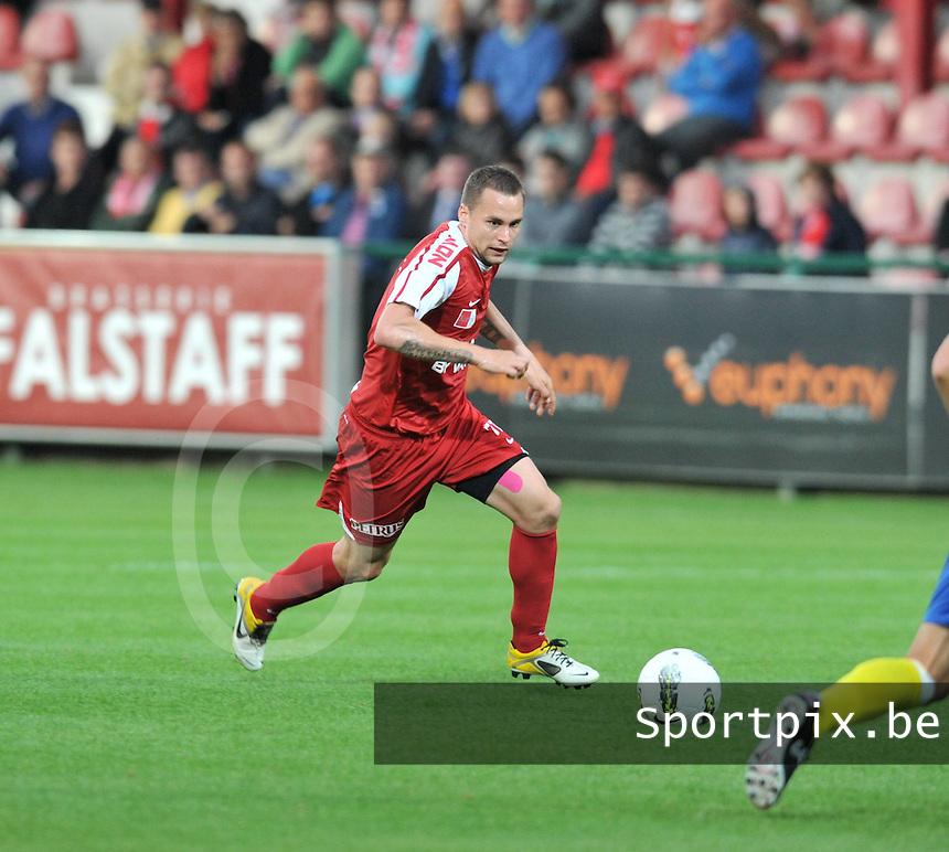 KV Kortrijk : Peter Czvitkovics.foto VDB / BART VANDENBROUCKE