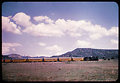 D&amp;RGW #483 K-36 (RMRRC excursion) west of Chama.<br /> D&amp;RGW  w. of Chama, NM  5/30/1966