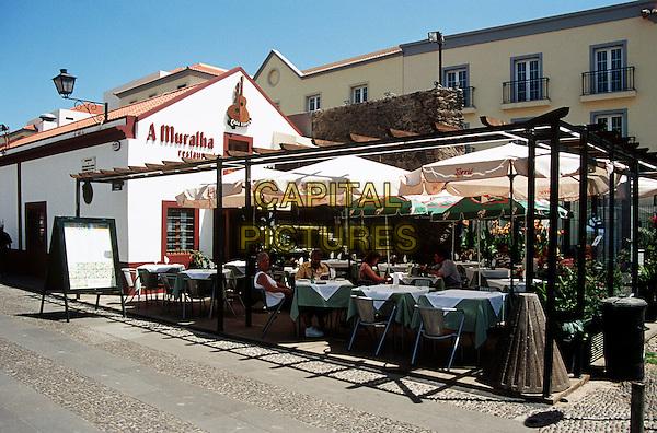 A Muralha Restaurant, Funchal, Madeira
