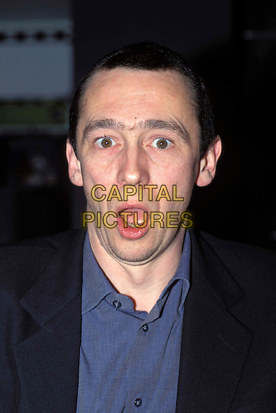 PAUL WHITEHOUSE.Ref:11349.mouth open, funny face, headshot, portrait.www.capitalpictures.com.sales@capitalpictures.com.© Capital Pictures