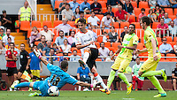 Valencia - Rayo Vallecano (28-9-2013)