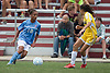 August 21, 2010:  St. Joe vs. Carmel. Carmel defeated St. Joe 3-1 in game at Newton Park in South Bend, Indiana. Mandatory Credit: John Mersits / Mert Photography