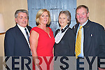 Michael and Ita Looney, College Street, Killarney and Mary and Ger Considine, Cratloe, Co Clare who celebrated their joint 40th wedding anniversaries in The Europe hotel on Saturday night.