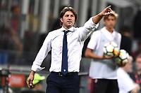 Massimo Rastelli<br /> Milano 27-08-2017 Stadio Giuseppe Meazza in San Siro Calcio Serie A<br /> 2017/2018 Milan - Cagliari Foto Imagesport/Insidefoto