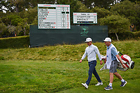 Thorbjorn Olesen (DEN) makes his way down 15 during round 1 of the 2019 US Open, Pebble Beach Golf Links, Monterrey, California, USA. 6/13/2019.<br /> Picture: Golffile | Ken Murray<br /> <br /> All photo usage must carry mandatory copyright credit (© Golffile | Ken Murray)