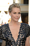 "WESTWOOD, CA - JULY 06: Leslie Bibb arrives to the ""Zookeeper"" Los Angeles Premiere at Regency Village Theatre on July 6, 2011 in Westwood, California."