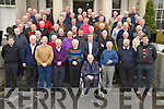 Bishop Bill Murphy pictured with Priests from around the Diocese who attended the annual Diocesan Assembly at the Malton Hotel, Killarney, on Tuesday.