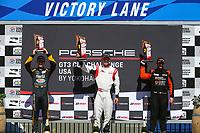 GT3 Platinum Podium, #19 Moorespeed, Porsche 991 / 2017, GT3P: Zacharie Robichon, #91 Wright Motorsports, Porsche 991 / 2017, GT3P: Anthony Imperato, #3 JDX Racing, Porsche 991 / 2018, GT3P: Trenton Estep