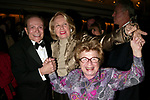 Dr. Ruth Westheimer and Liz Smith with Jerry Herman  attending the Opening Night performance for<br />