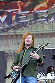 Jun 10, 2005: MEGADETH - Download Festival Day One - Donington Park UK