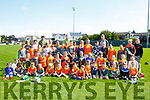 Enjoying the Tralee Parnells,  Hurling Cul Camp on Tuesday