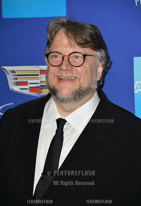 Guillermo del Toro  at the 2018 Palm Springs Film Festival Awards at Palm Springs Convention Center, USA 02 Jan. 2018<br /> Picture: Paul Smith/Featureflash/SilverHub 0208 004 5359 sales@silverhubmedia.com