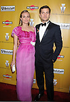 BEVERLY HILLS, CA. - January 17: Diane Kruger and Joshua Jackson arrive at The Weinstein Company 2010 Golden Globe After Party at The Beverly Hilton Hotel on January 17, 2010 in Beverly Hills, California.