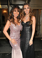 Linda Lusardi and Lucy Kane at the Rainbows Celebrity Charity Ball, The Dorchester Hotel, Park Lane, London, England, UK, on Friday 01 June 2018.<br /> CAP/CAN<br /> &copy;CAN/Capital Pictures