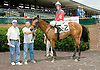 Cousin Brucy winning at Delaware Park on 6/11/12