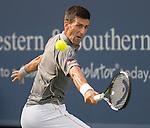Novak Djokovic (SRB) defeats Benoit Paire (FRA), 7-5, 6-2