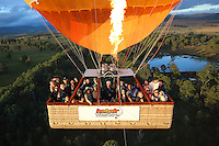 20150626 June 26 Hot Air Balloon Gold Coast