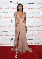 NEW YORK, NY - FEBRUARY 06: Afiya Bennett attends  the Woman's Day Celebrates 15th Annual Red Dress Awards on February 6, 2018 in New York City.  Credit: John Palmer/MediaPunch