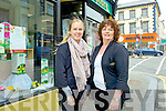 Budget Busters Listowel - Charlie Ann Walsh, Mary McElligott of Horans Listowel.  Listowel is a friendly town with a lot of locally owned sole traders.  All our customers buy local to support the town