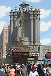 The Hyperion Theater is located at Disney California Adventure, in the Hollywood Land area, adjacent to the Twilight Zone Tower of Terror.[1] It currently shows Disney's Aladdin: A Musical Spectacular. The theater can seat up to 2,000 people.<br />