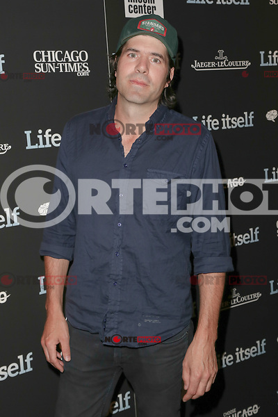 New York, NY - June 23 : J.C. Chandor attends the New York Premiere of Life Itself<br /> held at the Film Society of Lincoln Center Walter Reade Theater<br /> on June 23, 2014 in New York City. Photo by Brent N. Clarke / Starlitepics