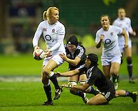 121201 ENGLAND WOMEN v NEW ZEALAND BLACK FERNS