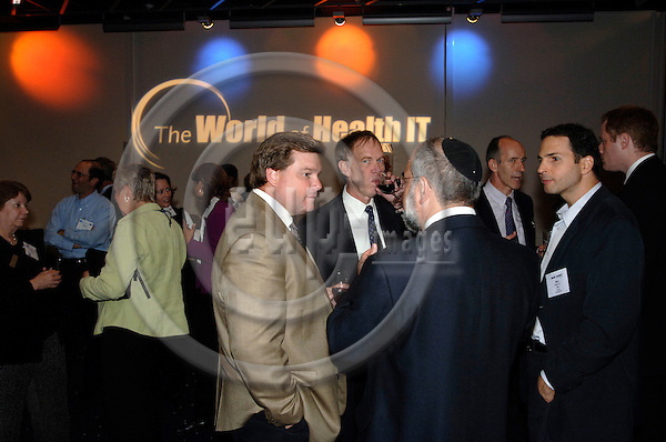 GENEVA - SWITZERLAND 10. 10. 2006 -- The World of Health IT: Opening reception. -- PHOTO: GORM K. GAARE / EUP- IMAGES ...