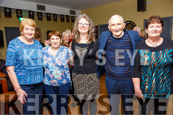 Tea Party: Attending the Tea Party in aid of Recovery Haven at the Hibernian Bar, Ballybunion on Sunday afternoon last were Mary Somers, Helen Keane, Josephine Francis & Mossie & Nodie Walsh.