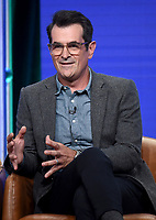 2019 FOX SUMMER TCA: DUNCANVILLE Cast member Ty Burrell during the ANIMATION DOMINATION: BLESS THE HARTS/DUNCANVILLE panel at the 2019 FOX SUMMER TCA at the Beverly Hilton Hotel, Wednesday, Aug. 7 in Beverly Hills, CA. CR: Frank Micelotta/FOX/PictureGroup