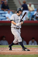 August 13, 2008: Tommy Baldridge (35) of the Tampa Yankees at Ed Smith Stadium in Sarasota, FL. Photo by: Chris Proctor/Four Seam Images