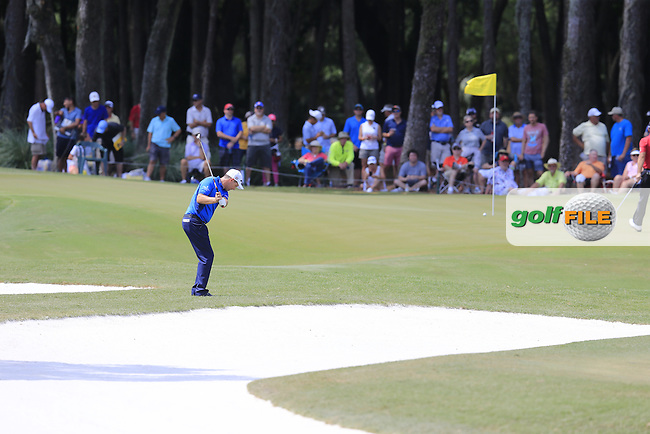 Padraic Harrington (IRL) during practice for the Players, TPC Sawgrass, Championship Way, Ponte Vedra Beach, FL 32082, USA. 11/05/2016.<br /> Picture: Golffile | Fran Caffrey<br /> <br /> <br /> All photo usage must carry mandatory copyright credit (&copy; Golffile | Fran Caffrey)