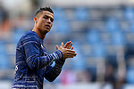 Cristiano Ronaldo of Real Madrid in training prior to the La Liga match between Real Madrid and Deportivo Leganes at the Estadio Santiago Bernabéu on 06 November 2016 in Madrid, Spain. Photo by Diego Gonzalez Souto / Power Sport Images