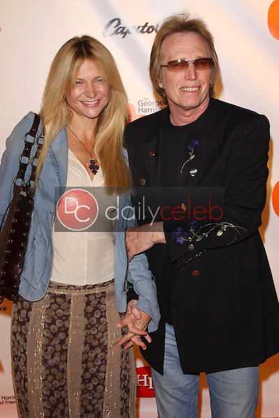 Tom Petty and wife Dana<br />
