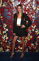 28 December 2018 - Las Vegas, NV - Kelsey Merritt.  Hong Kong's MOTT 32 opening at The Palazzo at The Venetian Resort. Photo Credit: MJT/AdMedia