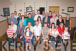 Liam Browne, Spa Rd, Tralee (seated centre) had great time celebrating his 40th birthday last Saturday night in the Kerin's O'Rahilly's GAA club, Tralee along with many friends and family.