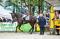 AUS-Christopher Burton rides Cooley Lands during the Showjumping. 2017 NED-Military Boekelo CCIO3* FEI Nation Cup Eventing. Sunday 8 October. Copyright Photo: Libby Law Photography