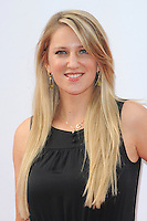 NON EXCLUSIVE PICTURE: PAUL TREADWAY / MATRIXPICTURES.CO.UK<br /> PLEASE CREDIT ALL USES<br /> <br /> WORLD RIGHTS<br /> <br /> Belarusian tennis player Victoria Azarenka attending the WTA Pre Wimbledon Party, at London's Kensington Roof Gardens.<br /> <br /> 20TH JUNE 2013<br /> <br /> REF: PTY 134225